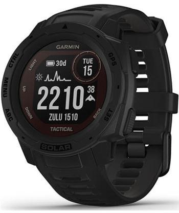Reloj deportivo con gps Garmin instinct solar tactical negro - pantalla 23* 010-02293-03