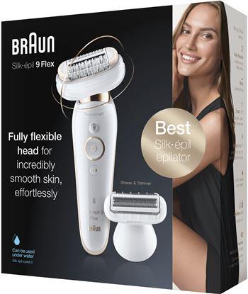 Braun 9-002 depiladora silk epil 9 flex sensosmart - 78687251_7188454977