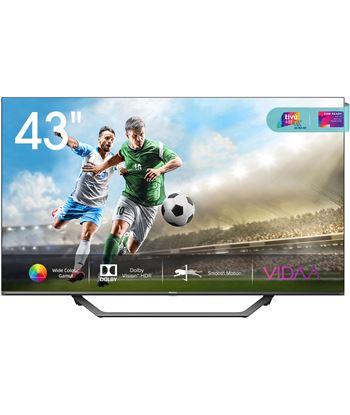 Hisense 43A7500F televisor led - 43''/109cm - 3840*2160 4k - hdr - dvb-t2/t/ - 43A7500F