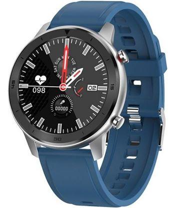 Reloj inteligente Innjoo voom sport con correa color azul - pantalla 3.38cm IJ-VOOM SPORT A