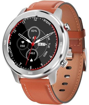 Reloj inteligente Innjoo voom sport con correa color marrón - pantalla 3.38 IJ-VOOM SPORT M