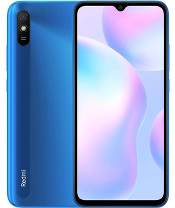 Xiaomi REDMI 9A ACE smartphone móvil redmi 9a azul celeste - 6.53''/16.58cm - mediatek he - REDMI 9A ACE