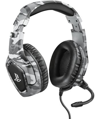 Trust 23531 auriculares gaming gxt488 forze ps4 gris - 23531