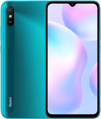 Xiaomi REDMI 9A VEM smartphone móvil redmi 9a verde majestuoso - 6.53''/16.58cm - mediate - REDMI 9A VEM