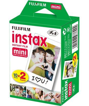 Fujifilm P144625 colorfilm instax mini glossy 20fotos - 109205