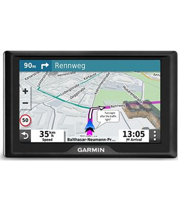 Navegador gps Garmin drive 52 eu mt-s 5'' toda europa 45 países GAR010_02036_10 - GAR010_02036_10