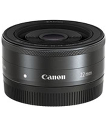 Canon ef-m 22mm f/2.0 objetivo gran angular ultracompacto y ligero para cám EF-M 22 MM F/2. - +96845