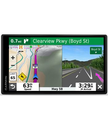Garmin DRIVESMART 55 full eu mt-s gps con mapas preinstalados de europa pan - +20881