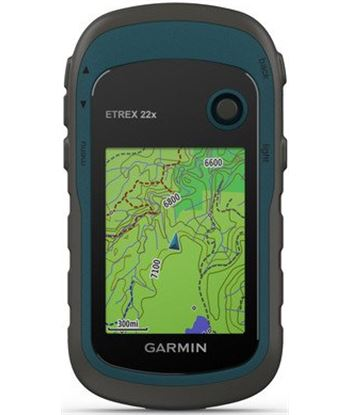 Garmin ETREX 22X gps ideal para trekking y excursionistas - +21233