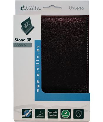 E-vitta eveb-010 negra funda para libro electronico ebook stand EVEB-010 BLACK - +21212