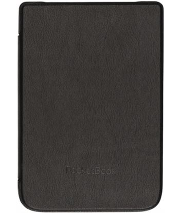 Pocketbook cover negro funda libro electrónico Pocketbook shell 6'' WPUC616-SBK - +95934