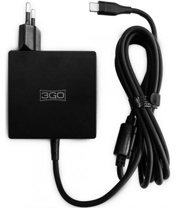 3go ALIM65TC cargador de pared para smartphone móvil (5v) / portátil (19v) - ALIM65TC