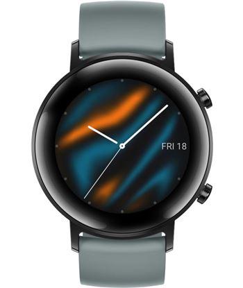 Reloj inteligente Huawei gt2 sport 42mm gris azulado - pantalla 3.05cm amol 55024507 - 55024507
