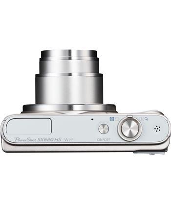 Canon POWERSHOT SX620 hs wh Cámaras digitales - 32125568_7782