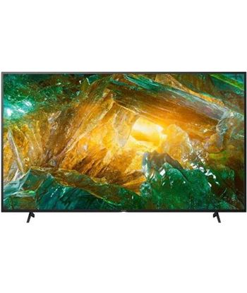 Lcd led 43'' Sony KD43XH8096 4k hdr x-reality pro processor x1, android tv - 4548736113831
