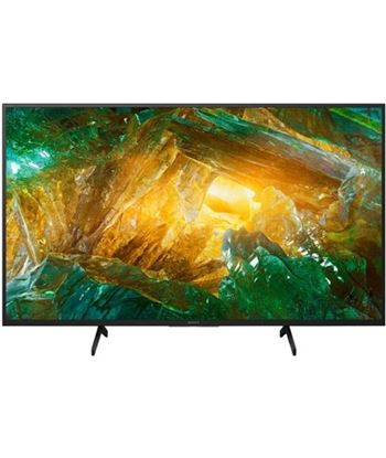 Lcd led 49'' Sony KD49XH8096 4k hdr x-reality pro processor x1, android tv - 4548736113800