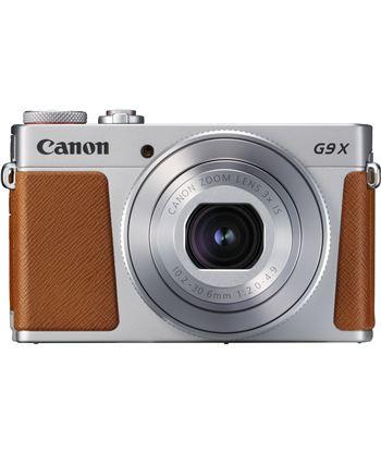 Canon POWERSHOT G9 X mark ii plata cámara compacta 20.2mp digic 7 wifi nfc - +98163