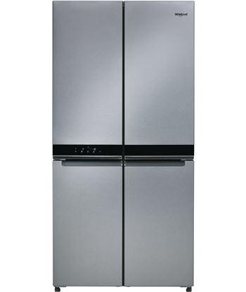 Whirlpool WQ9B2L frigorífico americano no frost clase a++ acero inoxidable - WHIWQ9B2L