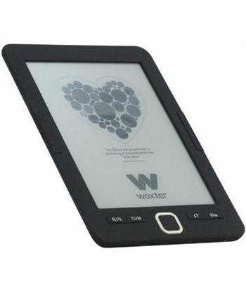 Lector de libros electrónico ebook Woxter scriba 195 black v4 - 6''/15.24cm EB26-042 - EB26-042
