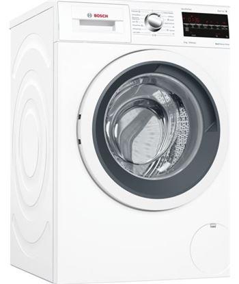 Lavadora  carga frontal  9kg Bosch wat2891es blanco WAT28491ES - logo-1