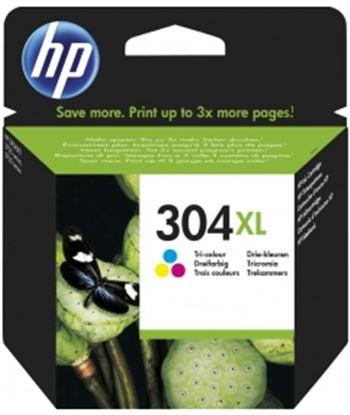 Cartucho de tinta Hp nº 304xl multicolor N9K07AE Consumibles - 0889894860798