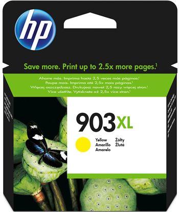 Cartucho de tinta amarillo Hp nº903xl alto rendimiento para officejet pro 6 T6M11AE - T6M11AE