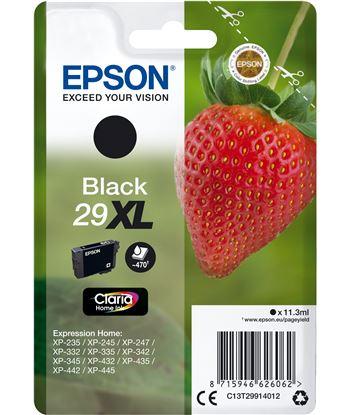 Cartucho tinta negro Epson 29xl - 11.3ml - fresa - para xp-235 / xp-245 / x C13T29914012 - EPS-C13T29914012