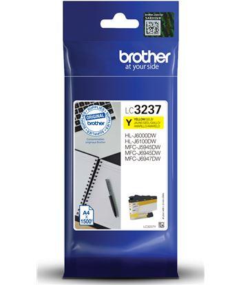 Cartucho de tinta amarillo Brother LC3237Y - 1500 páginas - compatible segú - LC3237Y