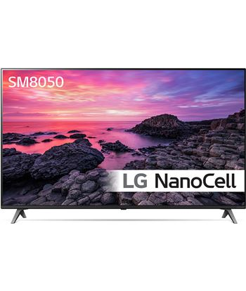 Televisor Lg 55sm8050plc - 55'' - 3840*2160 4k - hdr - dvb-t2/carga superior 2 - 2 55SM8050PLC.AEU - 55SM8050PLC.AEU