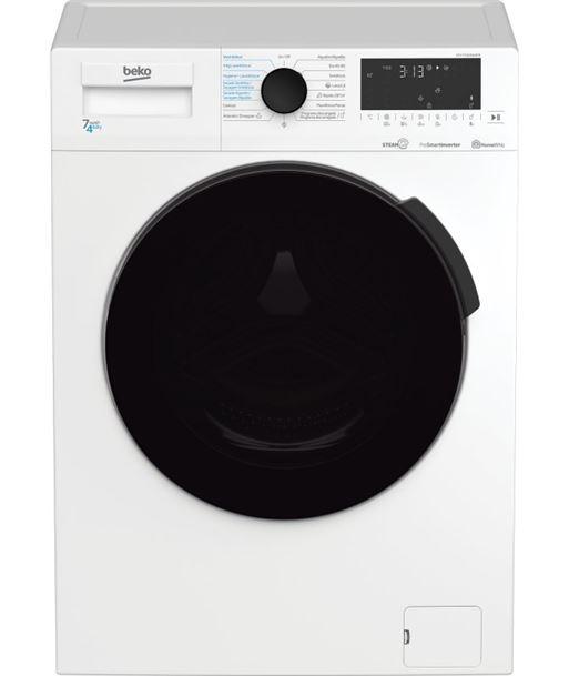 Beko HTV 7716 DSW BT lavadora/secadora carga frontal 7+4kg htv7716dswbtr (1400rpm) - 8690842369490