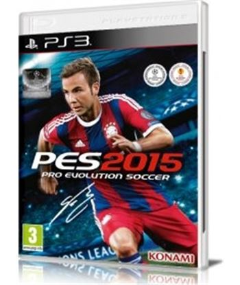 Informatica juego ps3 pro evolution soccer 2015 57452 - 4012927057452