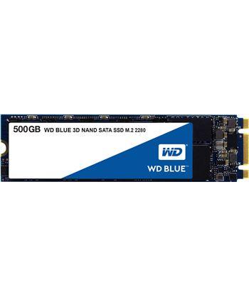 Western WDS500G2B0B disco sólido digital blue 3d nand 500gb - sata iii - m.2 2280 - lec - WD-SSD WDS500G2B0B