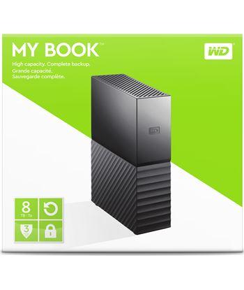 Western WDBBGB0080HBK-E disco duro externo digital my book v3 - 8tb - 3.5''/8.89cm - softwar - 33328052_0901385885