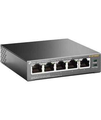 Tplink switch tp-link tl-sf1005p - 5 puertos 10/100 (4 puertos poe hasta 58w) - co - 38057743_8865381153