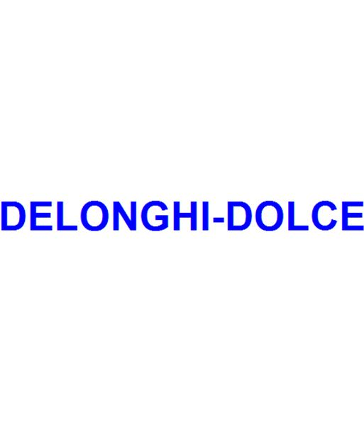 Delonghi-dolce gusto